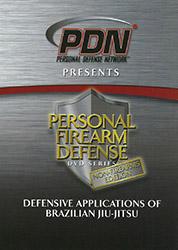 Review: Defensive Applications of Brazilian Jiu Jitsu DVD